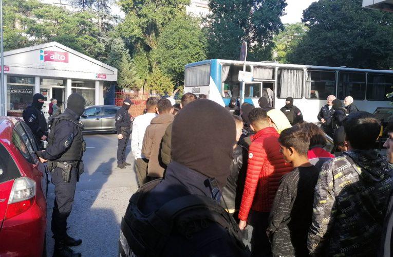 今年塞尔维亚有超过 40,000 名移民